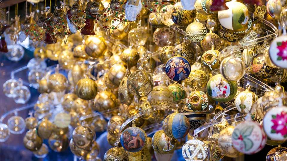 Christkindlmärkte in Wien