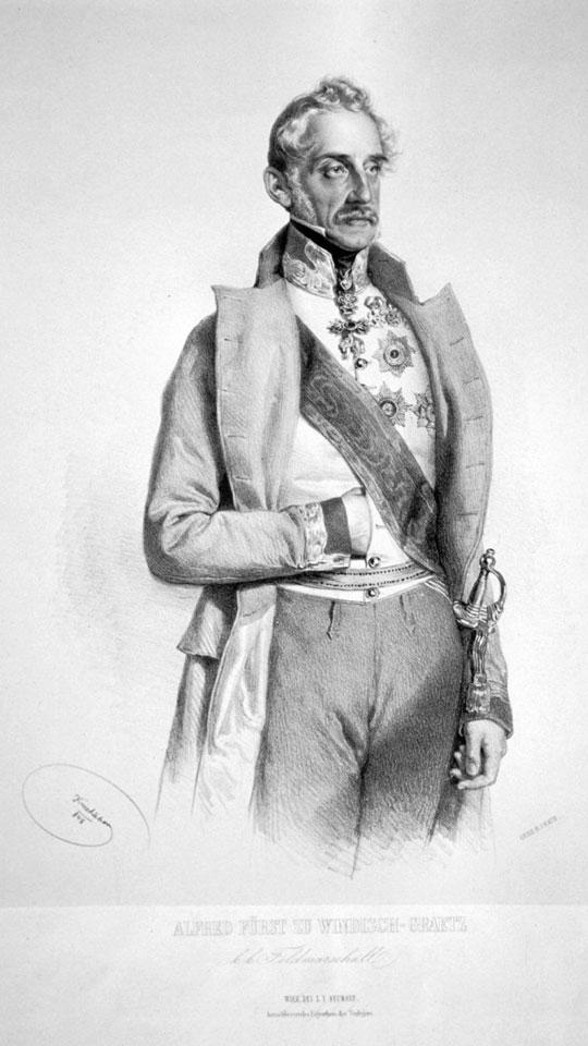 Alfred Windisch Graetz