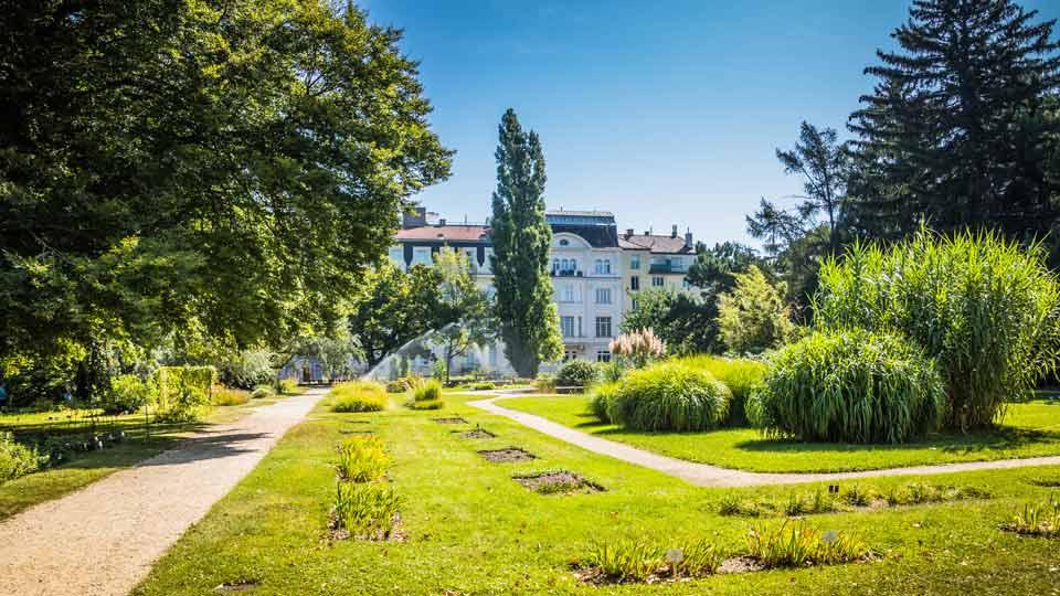 Universität Wien - Botanischer Garten